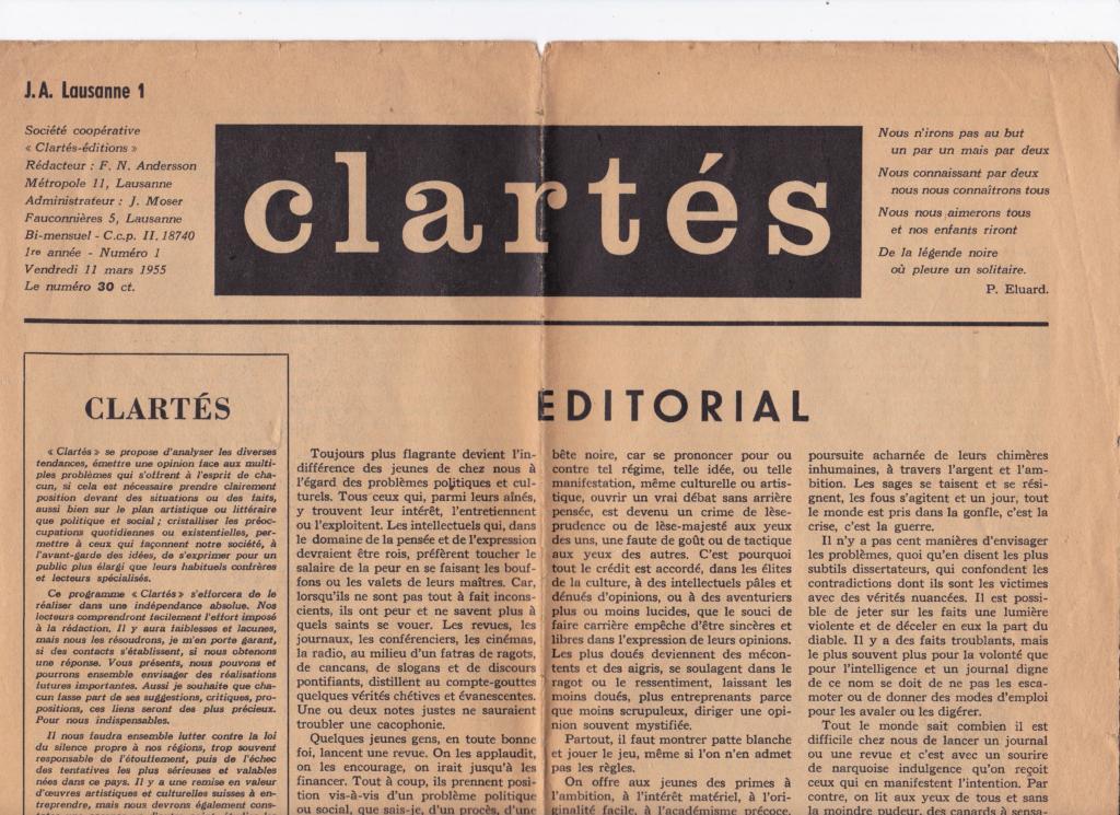 clartes