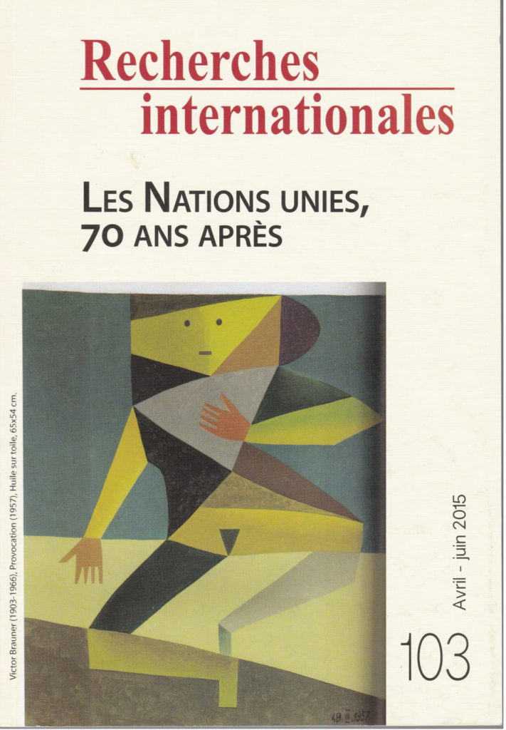 recherches-internationales-onu