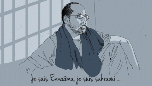 La question sahraouie, un crime marocain, une honte européenne