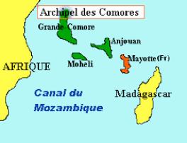 Aux Comores, la France viole les résolutions de l'ONU
