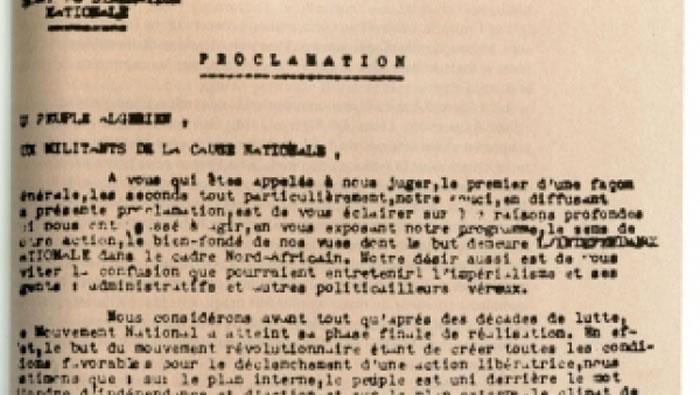 Pourquoi le Hirak se réfère à 1954, la Soummam et 1962 ?